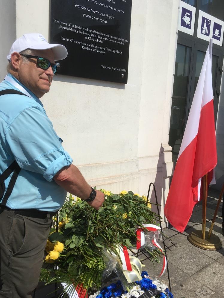 Fig 2 Sosnowiec train station 1 Augsut 2018